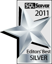 2011 SQL Server Magazine Editors' Best